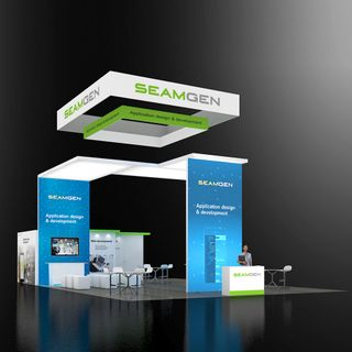 Exponents Custom Trade Show Displays