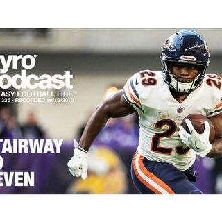 Fantasy Football Fire - Pyro Podcast Show 325 - Stairway to Seven