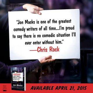 Jon Macks Monologue