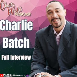 Super Bowl Champion Charlie Batch interview