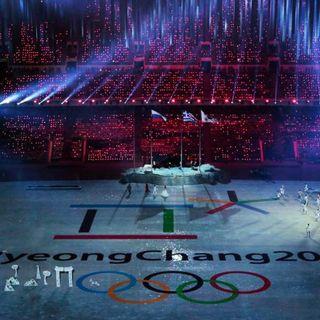 Puntata #1 - 10 febbraio 2018 - Pax olimpica prima del via ai Giochi di PyengChang