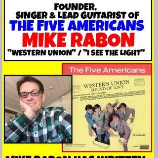 STEVE LUDWIG'S CLASSIC POP CULTURE # 104 ~ MIKE RABON - DEREK SIMMONS, JR