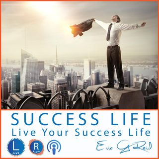 Five Steps to Living Your Life of Success