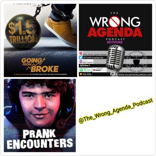 Going From Broke/Prank Encounters (review)