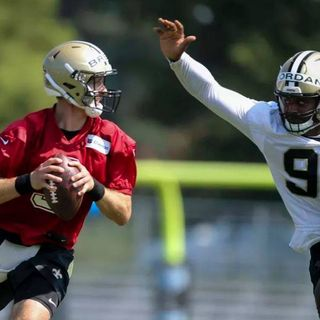 Bayou Blitz:  Saints vs Jets Preseason Game Preview with John Hendrix