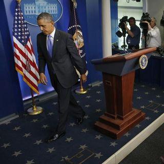 No Confidence Vote in President Obama ?