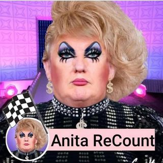 Anita ReCount To The Rescue The Time of Karens Is Upon Us To Find The Fraud and Stop The Steal