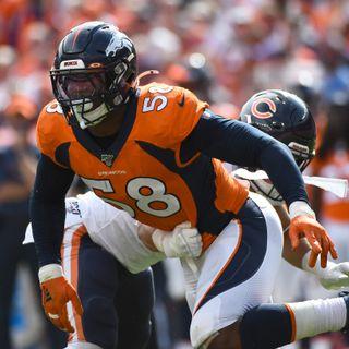 HU #328: Gut Reaction | Broncos fall to Bears last second 16-14
