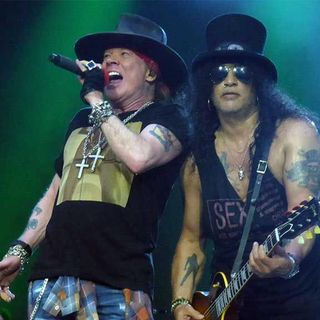 """GNR, """"Absurd,"""" the tour, and Get My Go news!"""