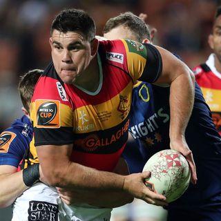 Dwayne Sweeney: Waikato rugby's legendary tales