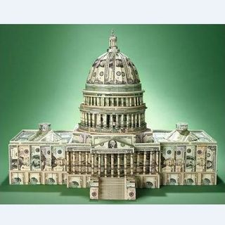 Money in politics corrupting our gov't