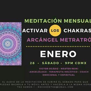 Meditación Con Metatron Para Limpieza De Chakras