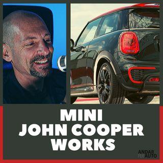 Mini John Cooper Works | prova su strada