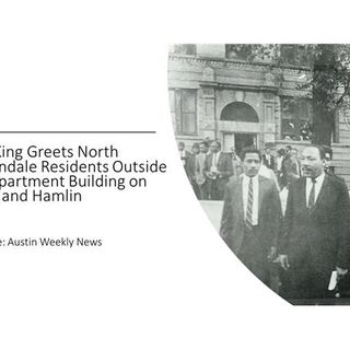Rebroadcast-North Lawndale Then and Now:  What Has Changed Since Dr. King Left?