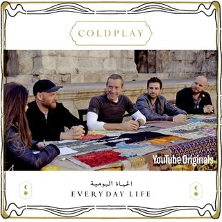 COLDPLAY - Everyday Life Interview | Q&A from Jordan