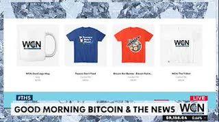 Good Morning Bitcoin & the News (reprise) - $9181 #THS