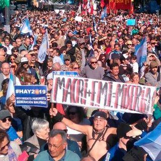 #OrsonRadio - La calle le dijo NO al FMI