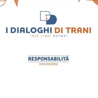 """Cristina Battocletti """"I dialoghi di Trani"""""""