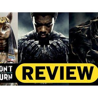 Black Panther Review - Astral Projection, Ancestor Worship, Shamanism, False God