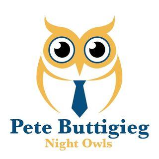 Upcoming Debate - Super Tuesday -  Pete Buttigieg Night Owls 02/19/2020