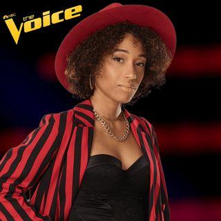 Samara Brown - NBC The Voice
