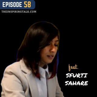 Think and Win Like Dhoni w/ Best-selling Author Sfurti Sahare: TIT58