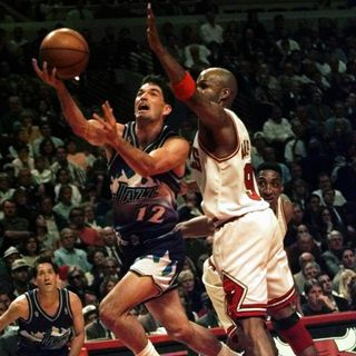 Buffa e Tranquillo - 1997 Nba Finals - Bulls Vs Jazz - Gara 6 - 1Q