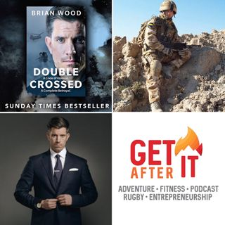 Episode 99 - with Brian Wood MC - former Colour Sergeant, Princess of Wales's Royal Regiment.