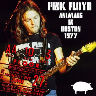 Especial PINK FLOYD LIVE ANIMALS BOSTON 1977 Classicos do Rock Podcast #PinkFloyd #Animals #starwars #r2d2 #c3po #yoda #obiwan #twd #bond25