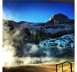 SB Talks with Travel Channel & Nat Geo Host re Amangiri Spa