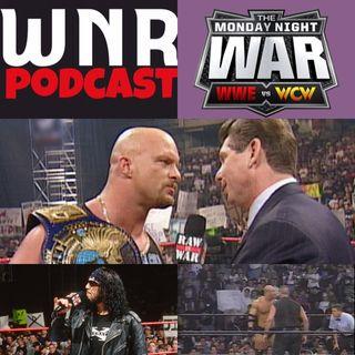 WNR154 WWE vs WCW RAW NITRO AFTER MANIA