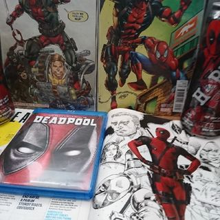 Deadpool 2 ☠️💩L2 SpOiLeR aLeRt 🚨