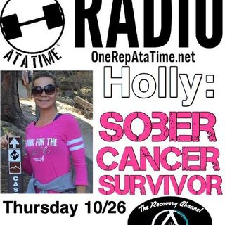 Episode 18 - Sober Cancer Survivor