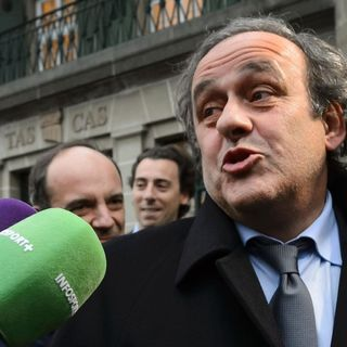 Football legend Michel Platini questioned over World Cup corruption claims