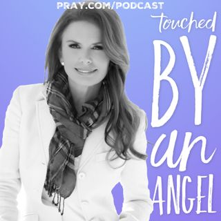 """XLIV.  Roma Downey - Leadership - """"Touched by an Angel"""""""