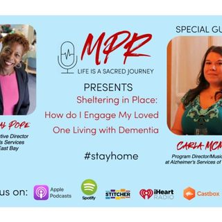 S8:E2 - How do I Engage My Loved One Living with Dementia with Carla McManus