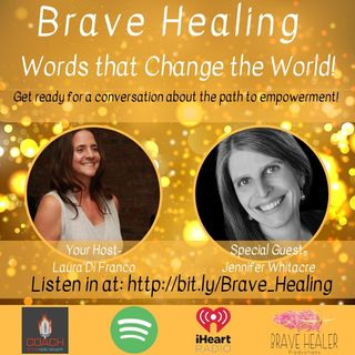 """""""The Path to Empowerment."""" with Special Guest, Jennifer Whitacre"""