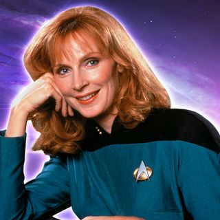 OZ COMIC CON - Gates McFadden Interview