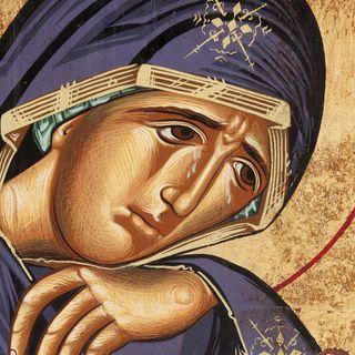 Beata Vergine Maria Addolorata (Gv 19,25-27) MARTEDI' 15 SETTEMBRE