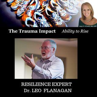 Resilience Expert Dr. Leo Flanagan