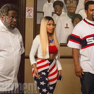 "TAKE TWO: ""Barbershop: The Next Cut"" #FilmReview"