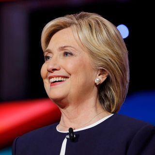 Hillary Clinton Claiming Victory For Democratic Presidential Nomination