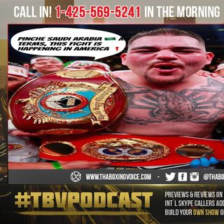 "☎️Ruiz-Joshua 2 SAGA: Ruiz Breaks Silence No Fight in 🇸🇦Saudi Arabia ""My Terms""😱"