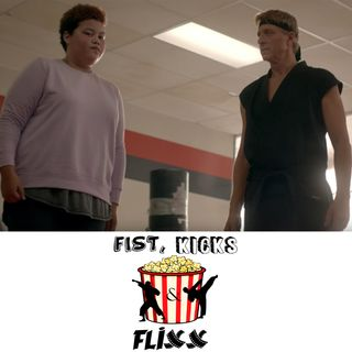 Fist, Kicks and Flixx - Episode 25