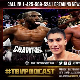☎️BREAKING NEWS: Crawford vs Porter OFF😱Because Of Disrespect🤔Vergil Ortiz NEXT❗️