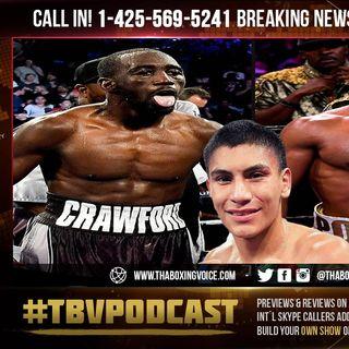 ☎️BREAKING NEWS: Crawford vs Porter OFF😱Because Of Disrespect🤔Vergil Ortiz NEXT❗️