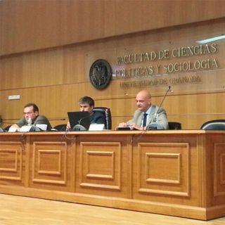 H files 26 - Conferencia La permanente geopolítica desde el mar en la UGR por Samuel Morales