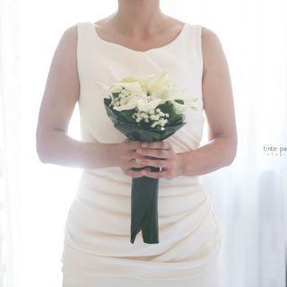 Quando la sposa è timida