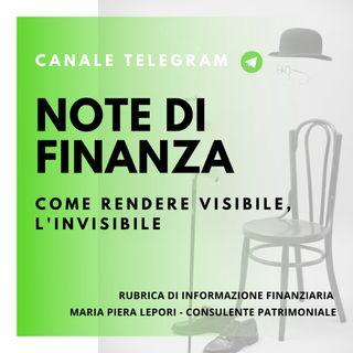 Note di Finanza | Come rendere visibile, l'invisibile