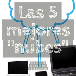 012: Los 5 mejores servicios de almacenamiento en la #nube